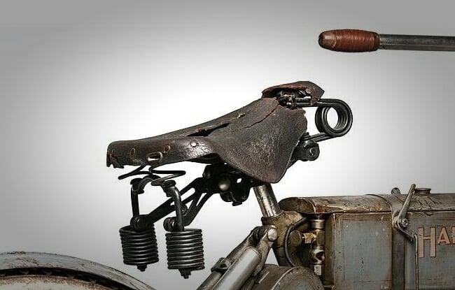 1907 Harley-Davidson Motorcycle 4