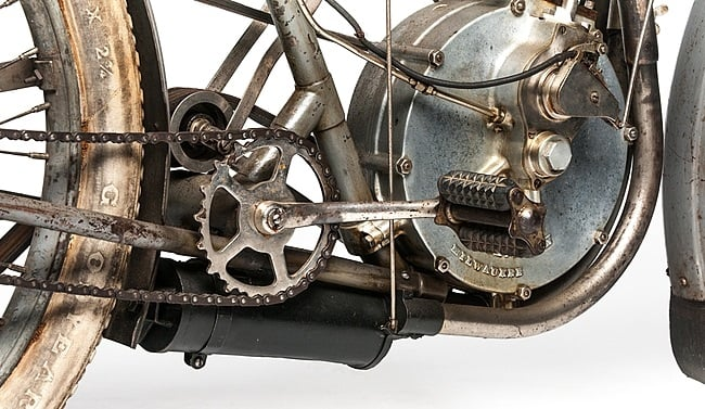 1907 Harley-Davidson Motorcycle 6
