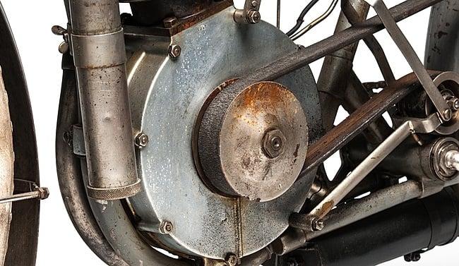 1907 Harley-Davidson Motorcycle 8