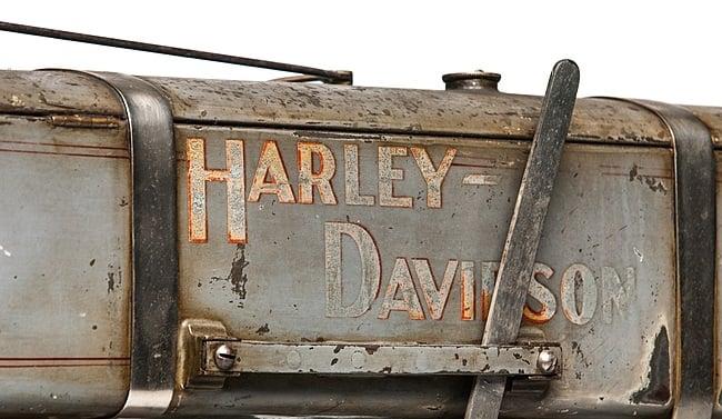 1907 Harley-Davidson Motorcycle 9