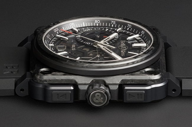 Bell & Ross BR-X1 Carbon Forgé 3
