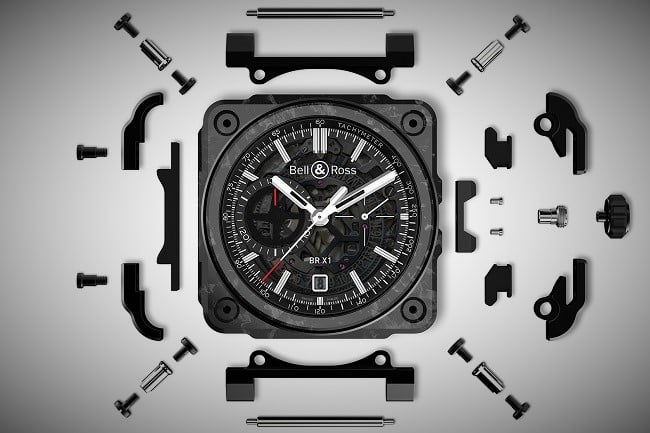 Bell & Ross BR-X1 Carbon Forgé 6