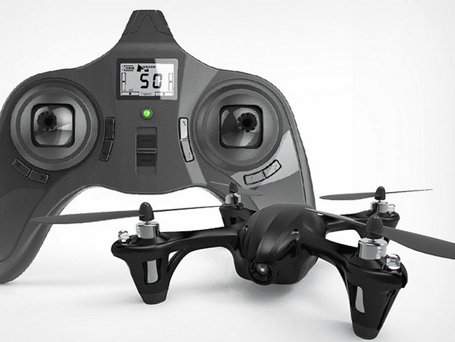 Giveaway- Code Black HD Camera Drone 2