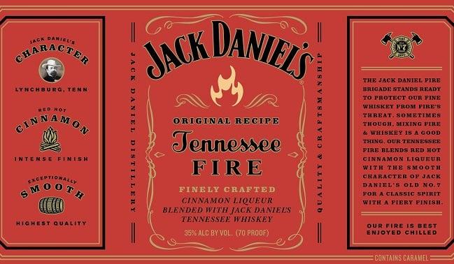 Jack Daniel's Tennessee Fire 2