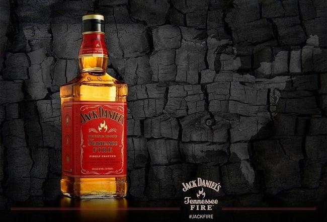 Jack Daniel's Tennessee Fire 3