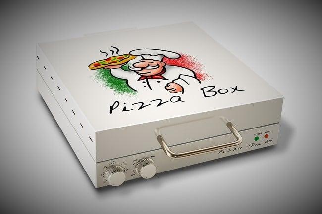 Pizza Box Oven 1