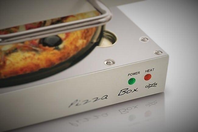 Pizza Box Oven 2