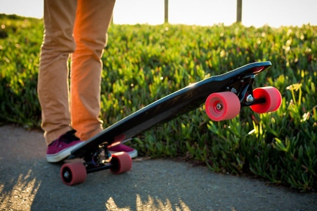 The Monolith Electric Skateboard 5