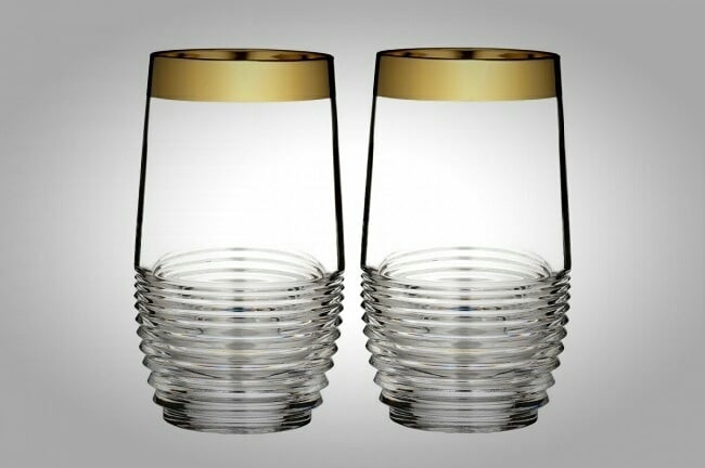 Waterford Mad Men Edition Drinkware 3