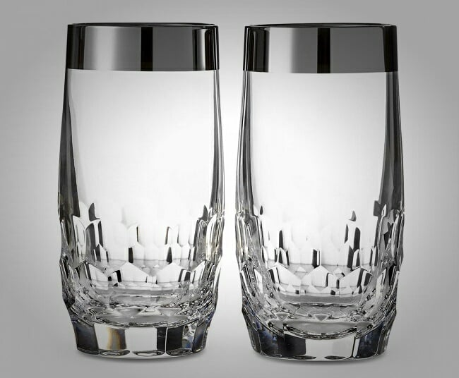 Waterford Mad Men Edition Drinkware 4