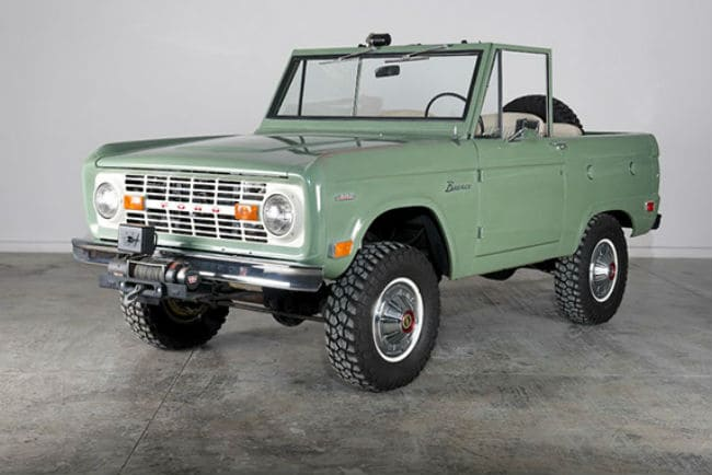 Classic Ford Broncos 14