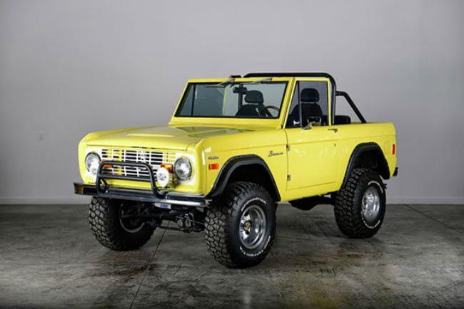 Classic Ford Broncos 6