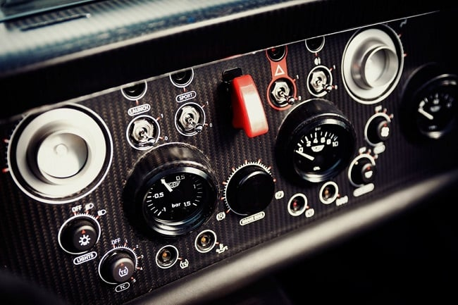 Donkervoort D8 GTO Bare Naked Carbon Edition 8