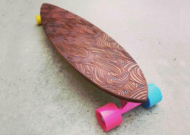 GRIPcarve Longboards 1