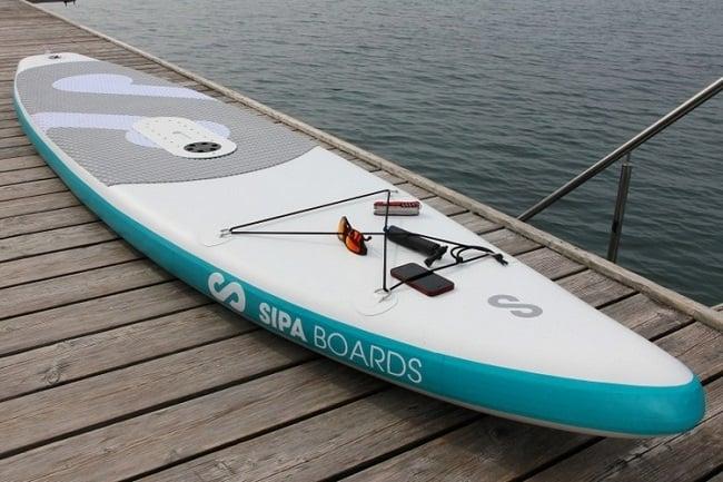SipaBoard  Self-Inflating Electric Paddleboard 5