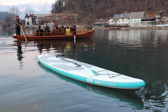 SipaBoard  Self-Inflating Electric Paddleboard 6