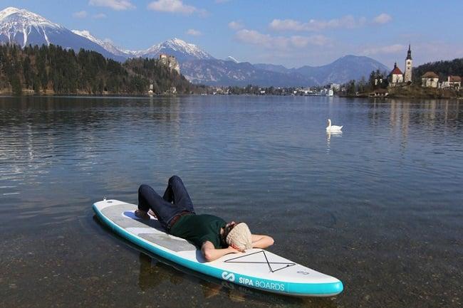 SipaBoard  Self-Inflating Electric Paddleboard 8