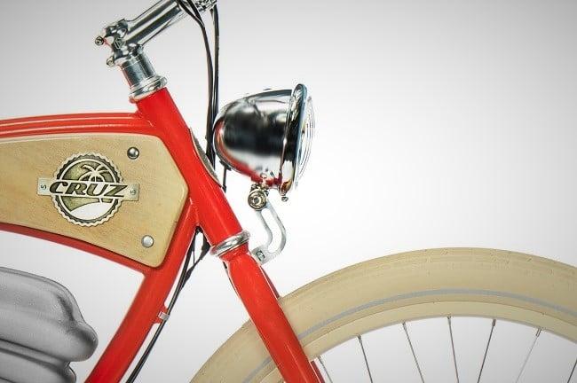 Vintage Electric Cruz E-Bike 1