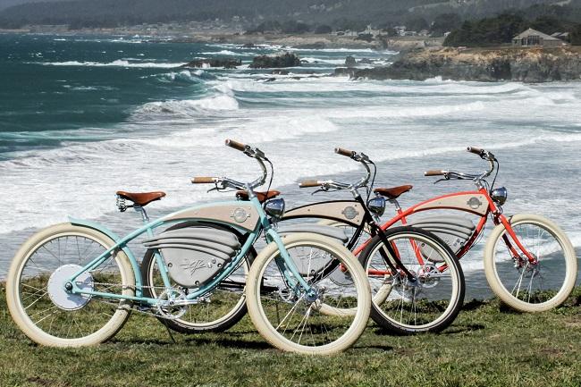 Vintage Electric Cruz E-Bike 9