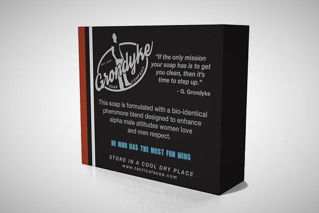 Durden Pheromone Enhanced Bar Soap 1