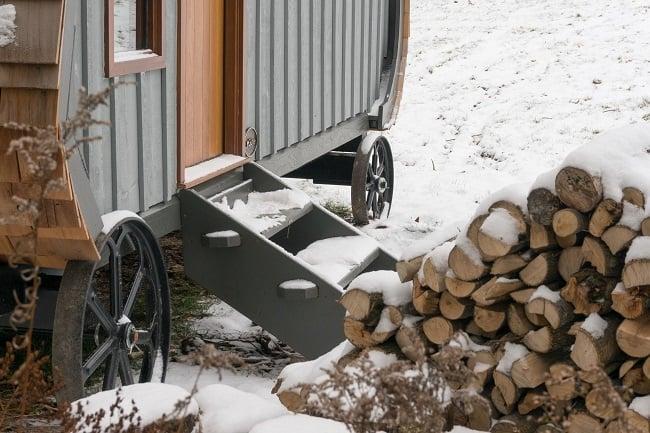 Gute Collingwood Shepherd Hut 16