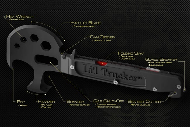 Lil Trucker Multi-Tool 1