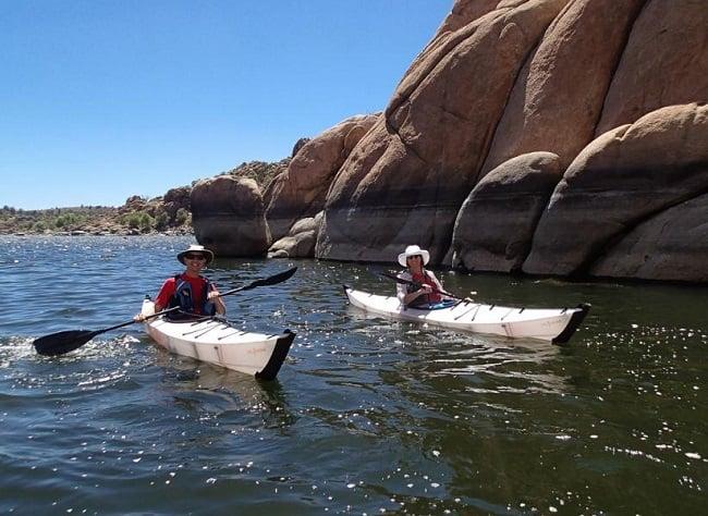 Oru Coast Origami Kayak 11