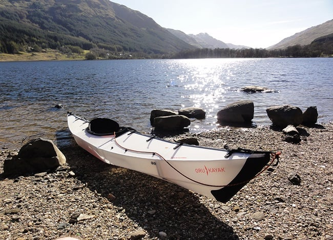 Oru Coast Origami Kayak 12