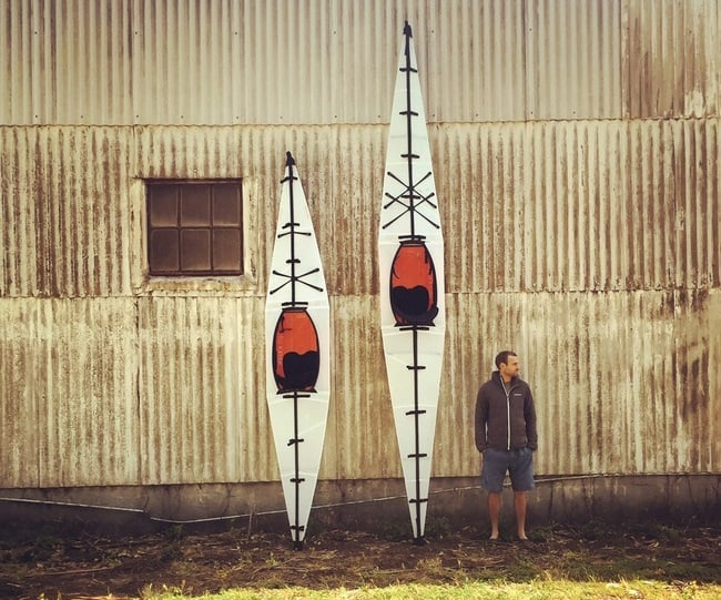 Oru Coast Origami Kayak 9