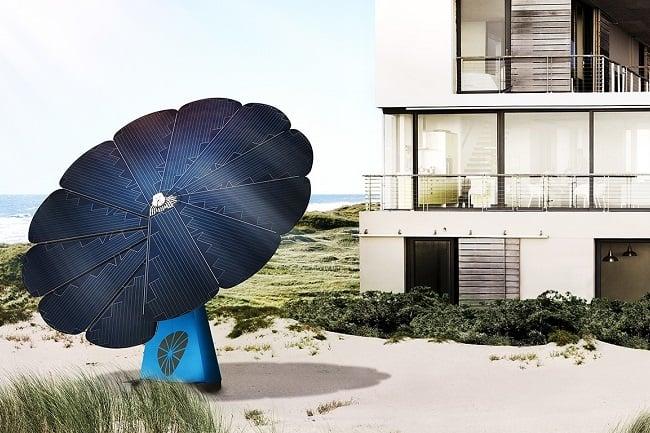 Smartflower Solar System 8
