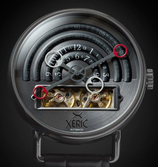 Xeric Halograph Automatic Watch 4