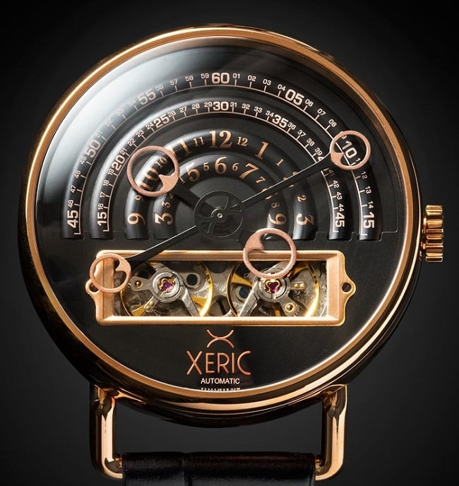 Xeric Halograph Automatic Watch 5