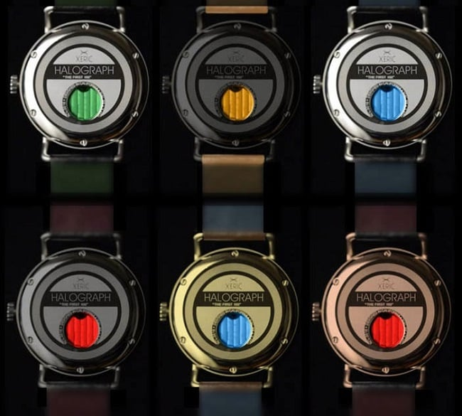 Xeric Halograph Automatic Watch 6