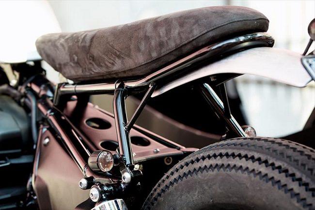 Deus Yard Built XV950 'D-Side' Motorcycle 6