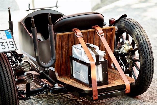 Deus Yard Built XV950 'D-Side' Motorcycle 7