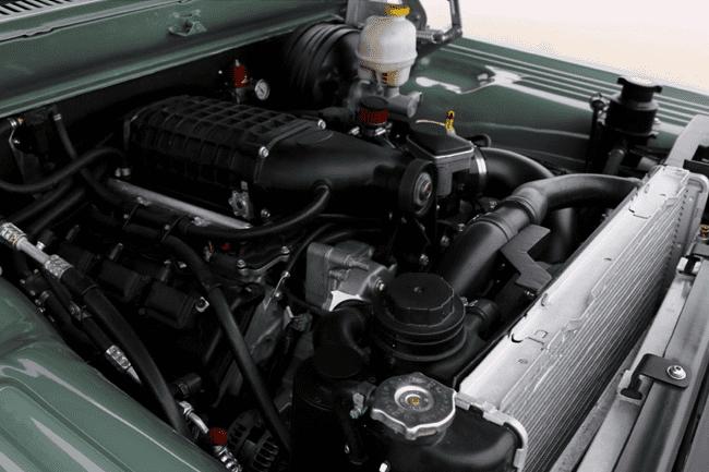 ICON Dodge Power Wagon Crew Cab Hemi Engine