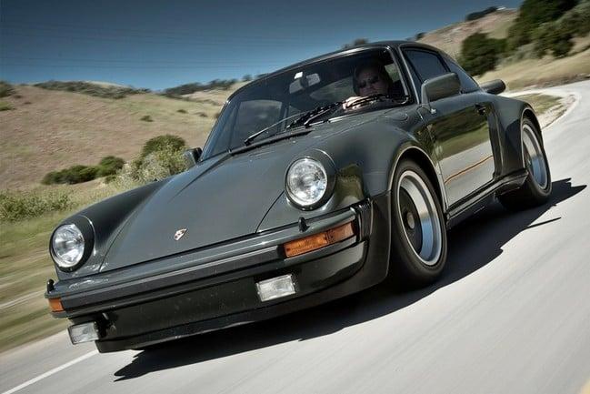 Steve McQueen's 1976 Porsche Carrera 930 1