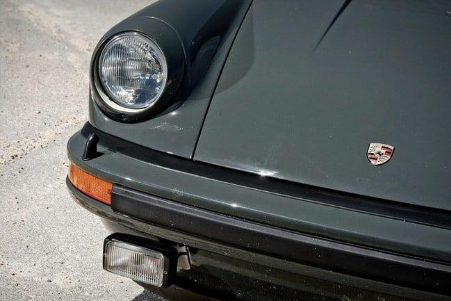 Steve McQueen's 1976 Porsche Carrera 930 2