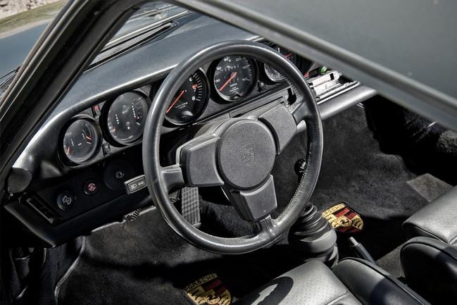 Steve McQueen's 1976 Porsche Carrera 930 7
