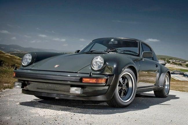 Steve McQueen's 1976 Porsche Carrera 930
