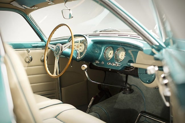 1953 FIAT 8V Supersonic 4