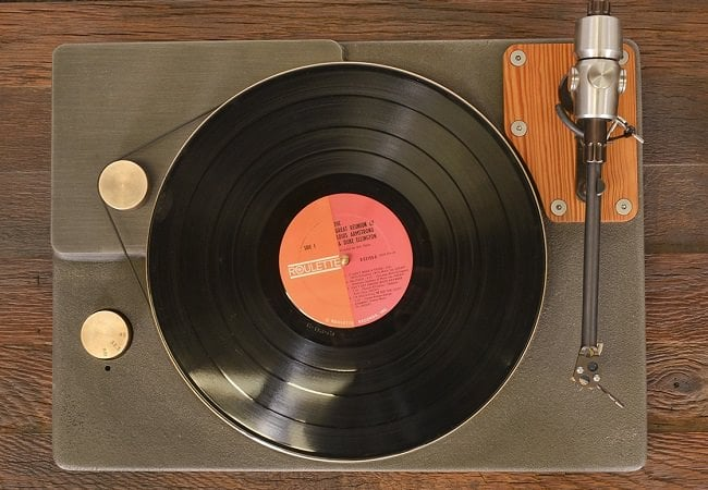 Fern & Roby Turntable 4