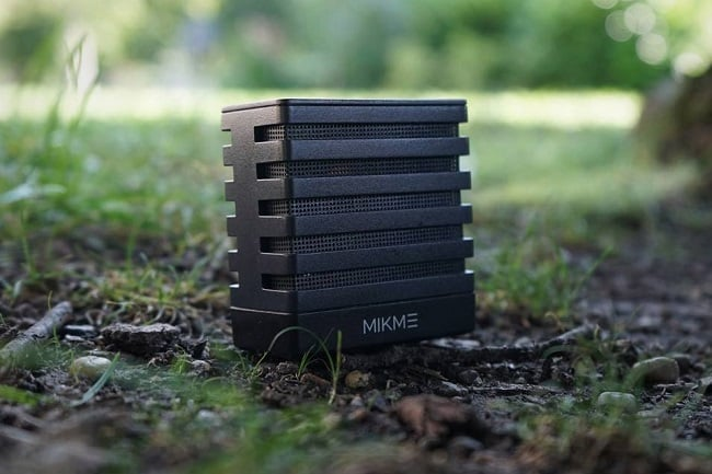 MIKME Wireless Recording Microphone 4