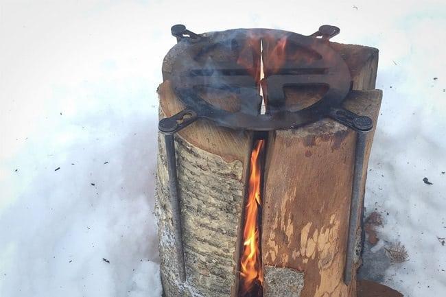 MITI- The Swedish Log Stovetop 2