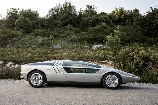 Maserati Boomerang 4
