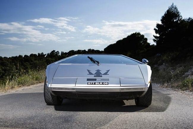 Maserati Boomerang 5