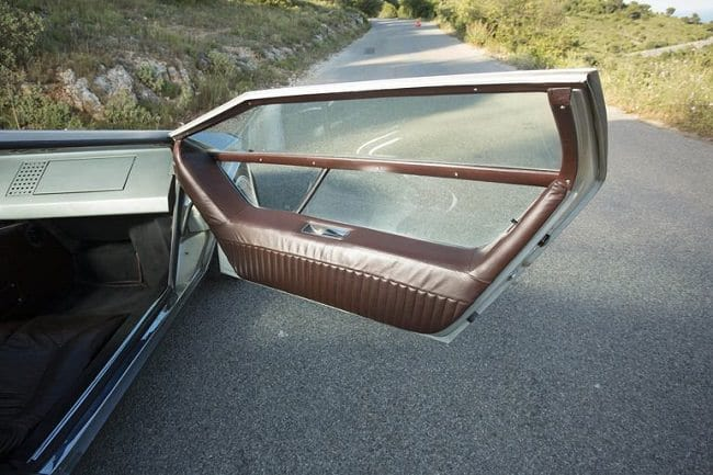 Maserati Boomerang 9