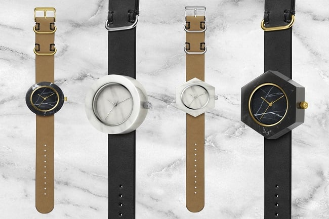 Mason Marble Watches