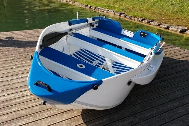 ORIGO Foldable Boat 1