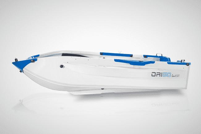 ORIGO Foldable Boat 10